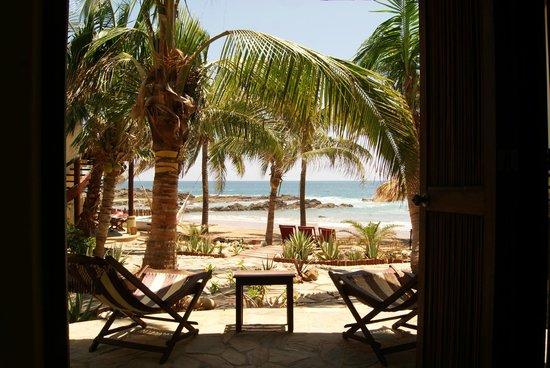 Punta Placer Bungalows: La Playa