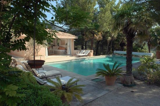 Pool House Piscine piscine et pool house - picture of l'elephant de vaugines, vaugines