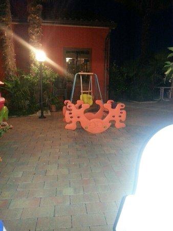 Corne alle Palme: Area giochi