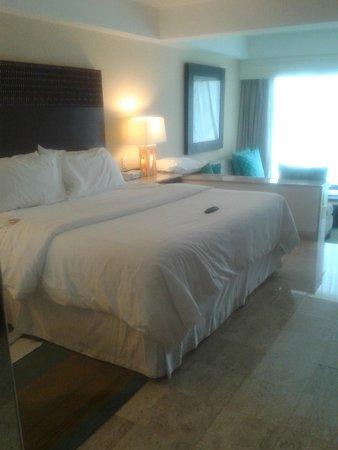Grand Fiesta Americana Coral Beach Cancun: Habitación