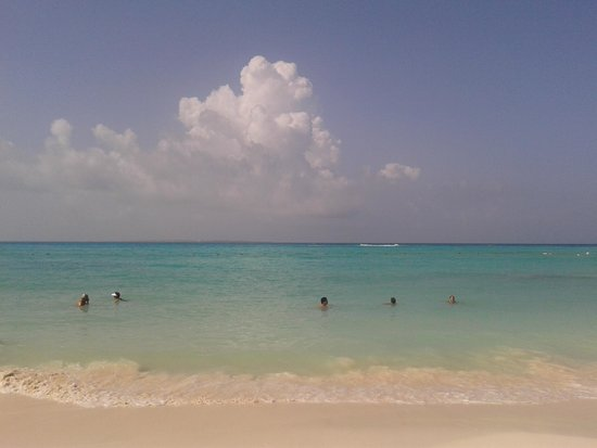 Grand Fiesta Americana Coral Beach Cancun: Playa