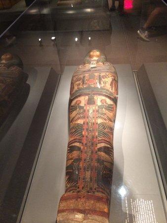 Museo de Bellas Artes: Ancient section