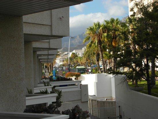 Spring Hotel Vulcano: side of hotel