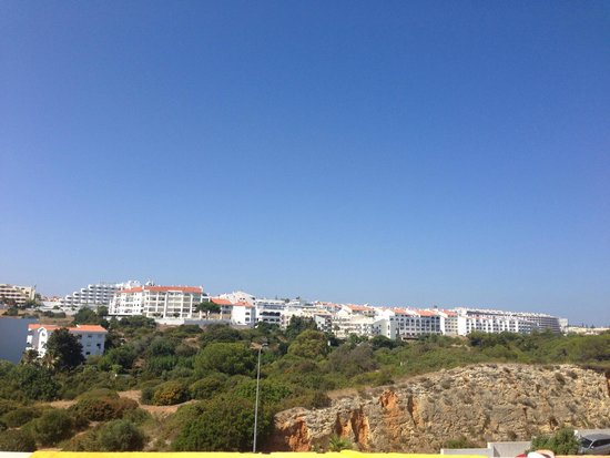 Hotel Alisios: view from room