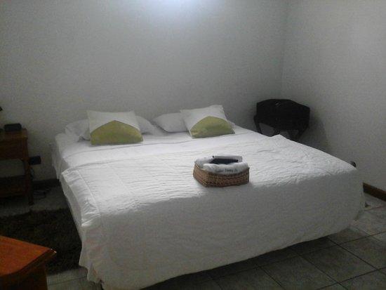 Hotel Santa Fe: Habitacion