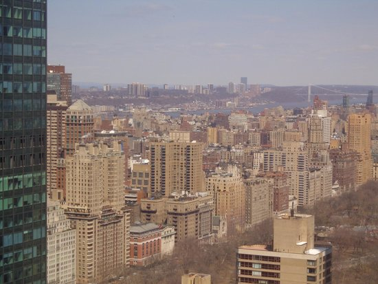 The London NYC: Penthouse view