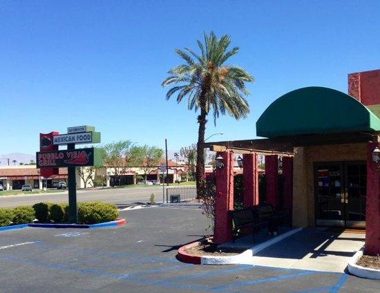 Exterior of Pueblo Viejo Grill