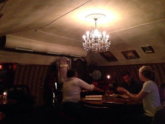 The Idiot Restaurant : Atmosfera rilassata