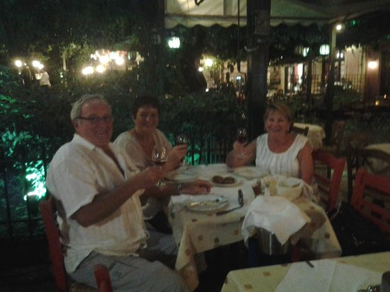 Trattoria Plaka: Last supper in Athens
