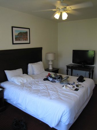Hotel Atwater: King bed room