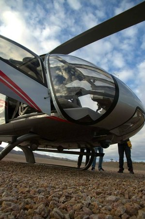 Maverick Helicopters: Nice machine
