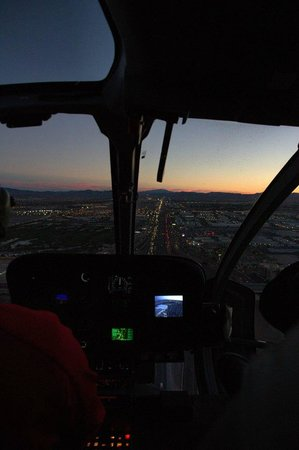 Maverick Helicopters: View from the Helicopter