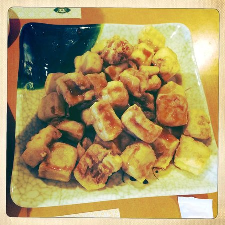 Ten Ren's Tea Time: Crispy Tofu