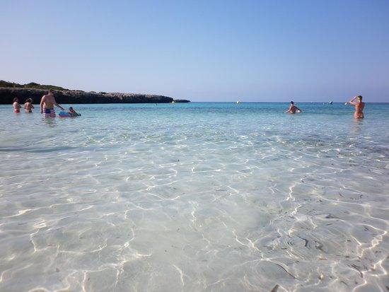 Globales Mediterrani: spiaggia meravigliosa