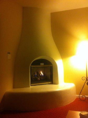 The Orchards Inn of Sedona: Sooo cozy!!