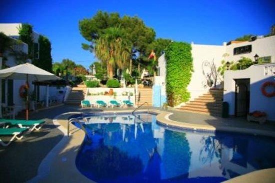 Hotel Villa Columbus In Paguera In Mallorca