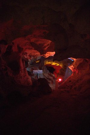 Runaway Bay, Jamaica: Caves