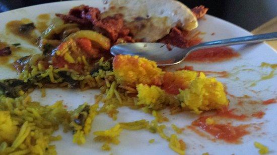 Just Eat Order Takeaway Avoid Maharaja Tandoori