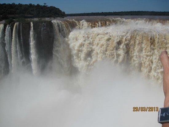 Iguazu Falls: Garganta do Diabo