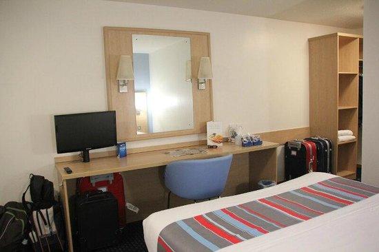 Travelodge Edinburgh Central: Habitación nº 127