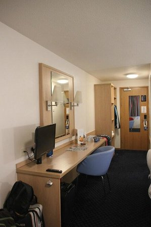Travelodge Edinburgh Central : Habitación nº 127