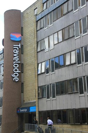 Travelodge Edinburgh Central : Hotel