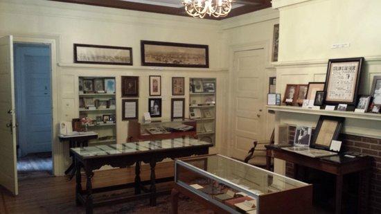 The Scott and Zelda Fitzgerald Museum: Museum Interior #3