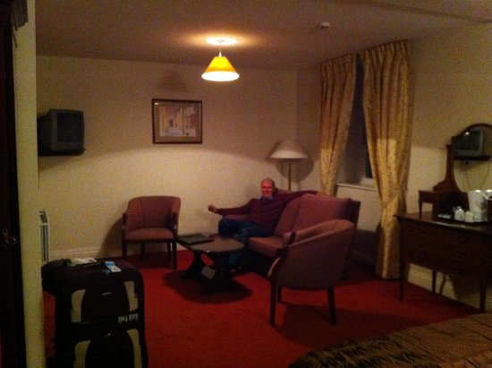 Dundrum House Hotel, Golf and Leisure Resort: Room