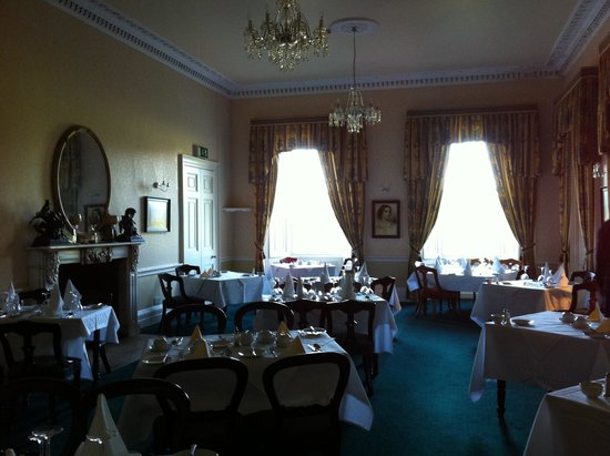 Dundrum House Hotel, Golf and Leisure Resort: Dining Room