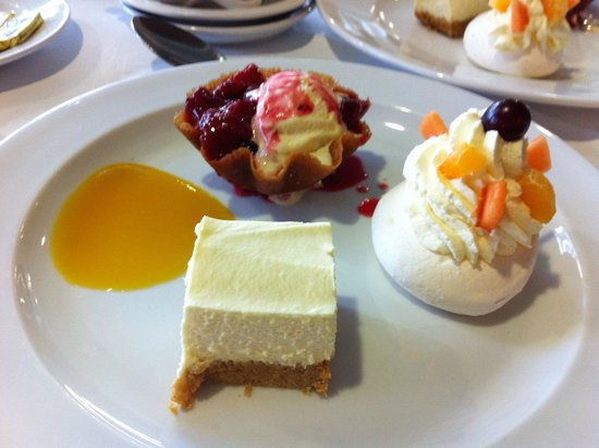 Dundrum House Hotel, Golf and Leisure Resort: Pudding