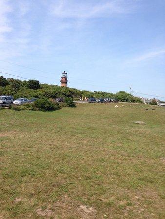 Aquinnah Lighthouse: Lighthouse