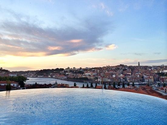 The Yeatman: La piscina panoramica