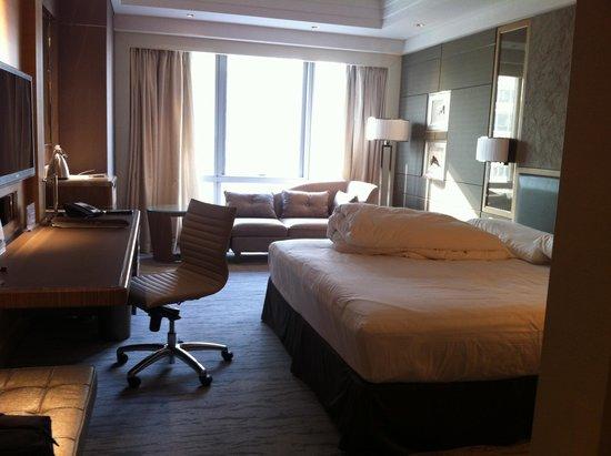 Kerry Hotel Beijing: Standard room