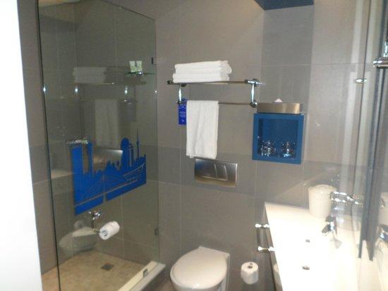 Garden Court Milpark: Bathroom
