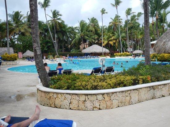 Grand Palladium Punta Cana Resort & Spa: piscine merveilleuse