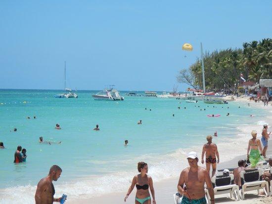 Grand Palladium Punta Cana Resort & Spa: plage exellente