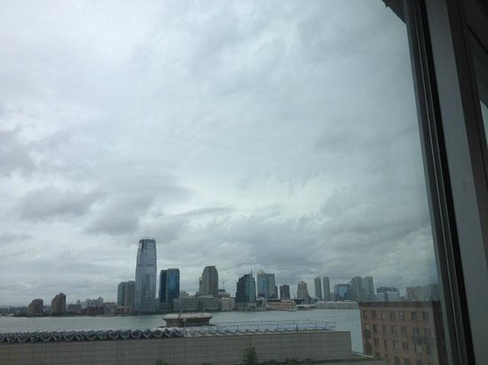 The Ritz-Carlton New York, Battery Park: City view from room
