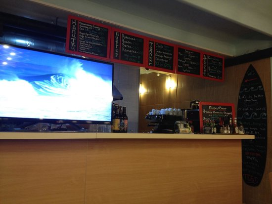 Wave ~Burgers&More~: Interior