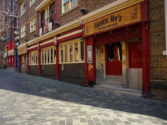 Smokie Mo's Mathew Street