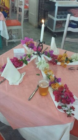 Houda Golf and Beach Club: What they did for my birthday