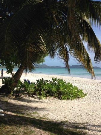 Hotel Cote D'Or: la spiaggia