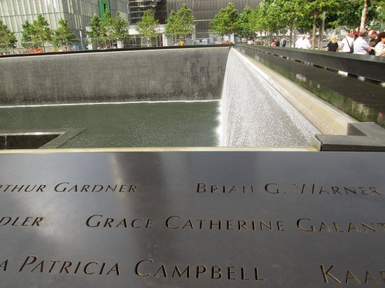 Mémorial du 11-Septembre : Minnesmärket 11 september