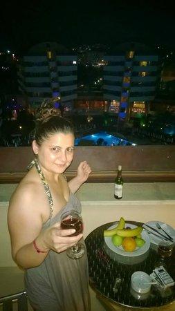 Alaiye Resort & Spa Hotel : Eşim