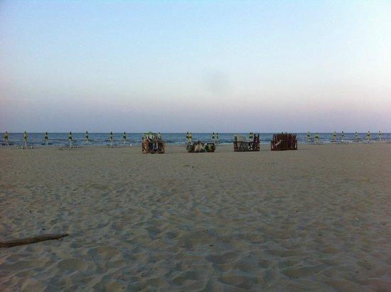 Porto Viro, Włochy: Spiaggia Scanno Cavallari