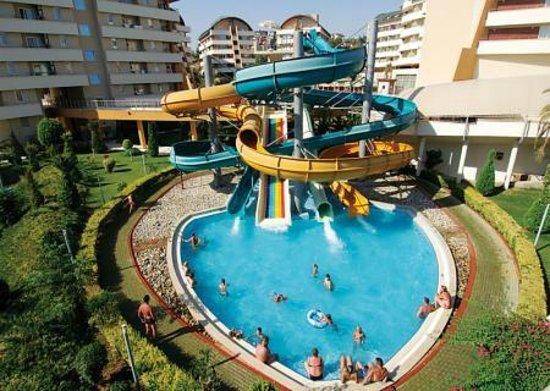 Alaiye Resort & Spa Hotel : Aqua Park