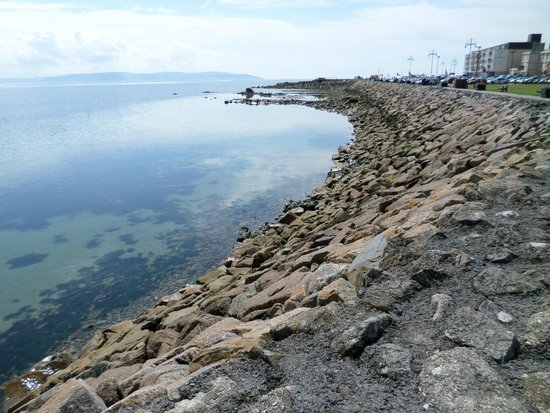 Paseo de Salthill: Salthil Prom