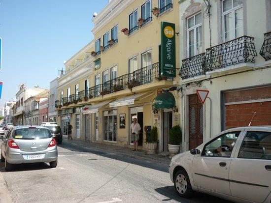 Hotel Sol Algarve : Esterno dell' Hotel