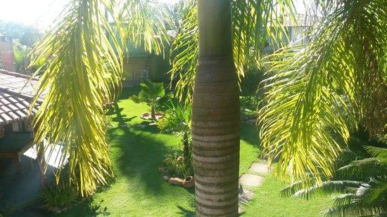 Barra Sol Praia Hotel : Jardim
