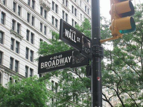 Wall Street - Broadway