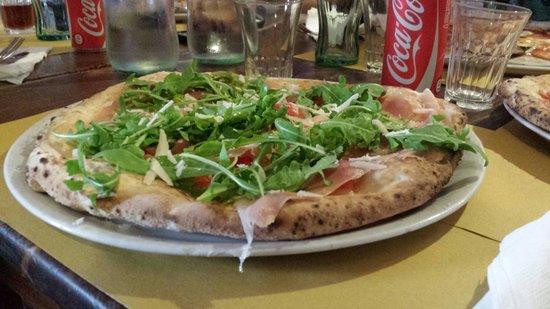 Pizzeria Mediterranea : Mediterranea